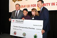 2018 Travelers Championship Charity Breakfast