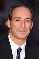 Alexandre Desplat<br /> arriving for the London Film Festival 2017 screening of &quot;The Shape of Water&quot; at the Odeon Leicester Square, London<br /> <br /> <br /> &copy;Ash Knotek  D3329  10/10/2017
