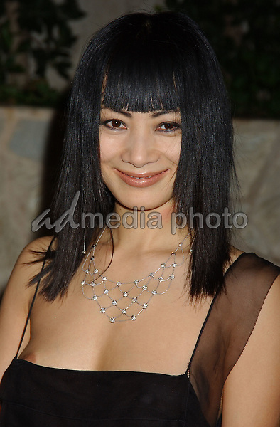 24 February 2005 - Hollywood, California -  Bai Ling. Global Green For Clean Energy Solutions Pre-Oscar Party Supporting The Fight Against Global Warming held at the Day After Club. Photo Credit: Laura Farr/AdMedia