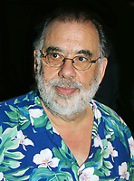 "FRANCIS FORD COPPOLA  8/9/2002<br /> ""HAIRSPRAY"" PERFORMANCE AT THE NEIL SIMON THEATRE IN NEW YORK CITY.<br /> Photo By John Barrett/PHOTOlink/MediaPunch"