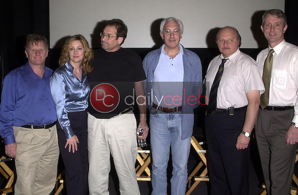 Dennis Franz and Sharon Lawrence and Gordon Clapp and Executive Producers