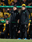 29.03.2019 Livingston v Hibs: Paul Heckingbottom