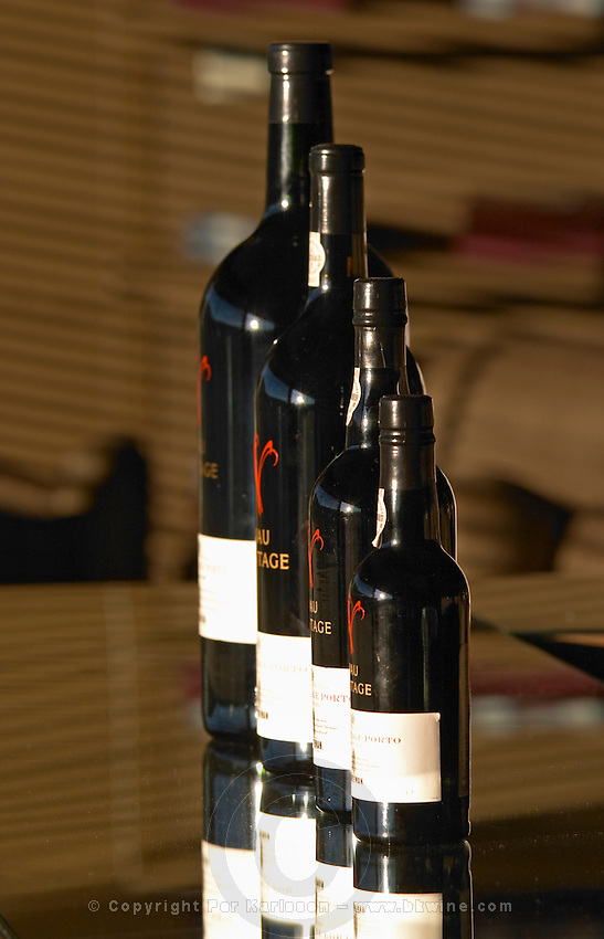 vau vintage in different bottle sizes quinta do seixo sandeman douro portugal