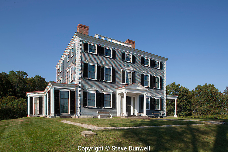 Codman House, Lincoln, MA SPNEA Historic New England