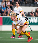 AMSTELVEEN - Hockey - Hoofdklasse competitie dames. AMSTERDAM-DEN BOSCH (3-1) . Ireen van den Assem (Den Bosch)  COPYRIGHT KOEN SUYK