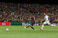 Gol Neymar Goal celebration <br /> Barcellona 06-05-2015 Camp Nou Football Calcio 2014/2015 Champions League Semifinale Barcellona - Bayern 3-0<br /> Foto EXPA/ Eibner-Pressefoto/ Schueler/Insidefoto