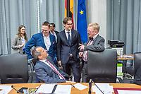 2018/04/18 Bundestag | Gesundheitsausschuss | Pflegenotstand