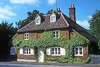 Nuneham Coutenay: Cottage. Photo '87.