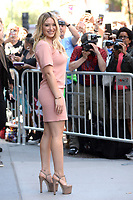 www.acepixs.com<br /> June 27, 2017 New York City<br /> <br /> Hilary Duff at AOL Build Series on June 27, 2017 in New York City.<br /> <br /> Credit: Kristin Callahan/ACE Pictures<br /> <br /> <br /> Tel: 646 769 0430<br /> e-mail: info@acepixs.com