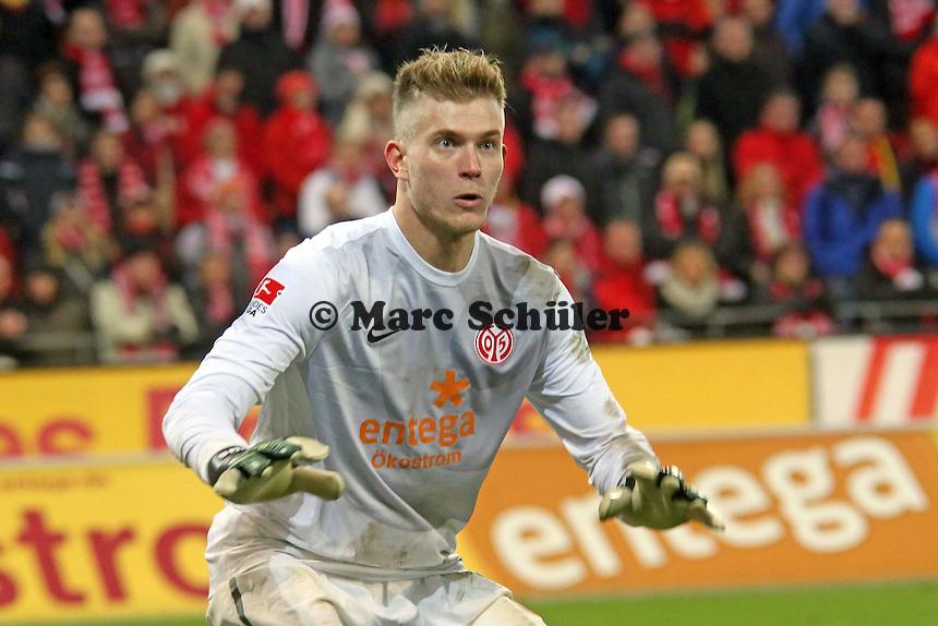 Loris Karius (Mainz) - 1. FSV Mainz 05 vs. Hannover 96, Coface Arena, 21. Spieltag