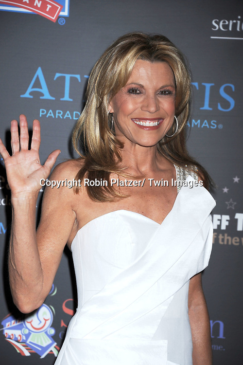 Vanna White   arriving at the 38th Annual Daytime Emmy Awards  on June 19, 2011 at The Las Vegas Hilton in Las Vegas Nevada. ..