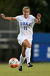 17 September 2015: Duke's Cassie Pecht. The Duke University Blue Devils hosted the Appalachian State University Mountaineers at Koskinen Stadium in Durham, NC in a 2015 NCAA Division I Women's Soccer match. Duke won the game 6-0.