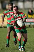 Waiuku secondfive P. Baird. Counties Manukau Premier Club Rugby, Pukekohe v Waiuku  played at the Colin Lawrie field, on the 3rd of 2006.Pukekohe won 36 - 14