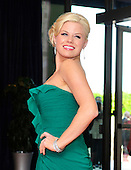 Megan Hilty arrives for the 2013 White House Correspondents Association Annual Dinner at the Washington Hilton Hotel on Saturday, April 27, 2013..Credit: Ron Sachs / CNP.(RESTRICTION: NO New York or New Jersey Newspapers or newspapers within a 75 mile radius of New York City)