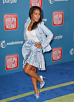 LOS ANGELES, CA. November 05, 2018: Christina Melian at the world premiere of &quot;Ralph Breaks The Internet&quot; at the El Capitan Theatre.<br /> Picture: Paul Smith/Featureflash