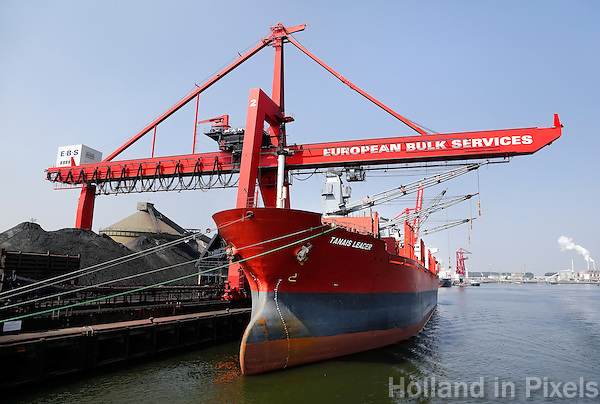 European bulk services in rotterdam holland in pixels for Ebs rotterdam