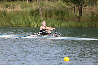 Race: 128: MasF 1x  Final<br /> <br /> Peterborough Summer Regatta 2017 - Saturday<br /> <br /> To purchase this photo, or to see pricing information for Prints and Downloads, click the blue 'Add to Cart' button at the top-right of the page.