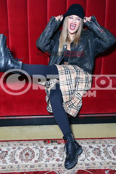 CHESTER, PA - OCTOBER 28:  Rita Ora photo shoot at Harrah's in Chester, Pa on October 28, 2017  ***HOUSE COVERAGE Credit: Star Shooter/MediaPunch /NortePhoto.com