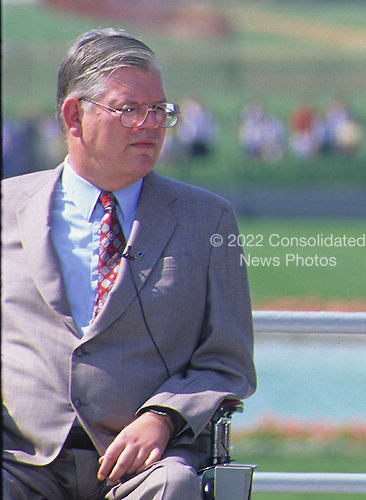 Evan J. Kemp, Jr., Chairman, U.S. Equal Employment Opportunity Commission, looks on as United States President George H. W. Bush (not pictured) makes remarks prior to signing the Americans with Disabilities Act of 1990 into law during a ceremony on the South Lawn of the White House in Washington, D.C. on July 26, 1990. The act prohibited employer discrimination on the basis of disability. <br /> Credit: Ron Sachs / CNP