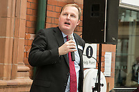 Jake Kelly, Managing Director of East Midlands Trains