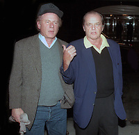 Art Garfunkel Jack Nicholson 1998<br /> Photo By John Barrett/PHOTOlink