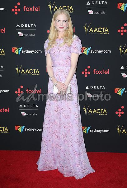05 January 2018 - Hollywood, California - Nicole Kidman. 7th AACTA International Awards held at Avalon Hollywood. Photo Credit: F. Sadou/AdMedia