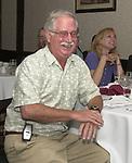 John Cornell, seen at his retirement party  on October 10, 2000. Photo by Jim Peppler. Copyright/Jim Peppler-2000