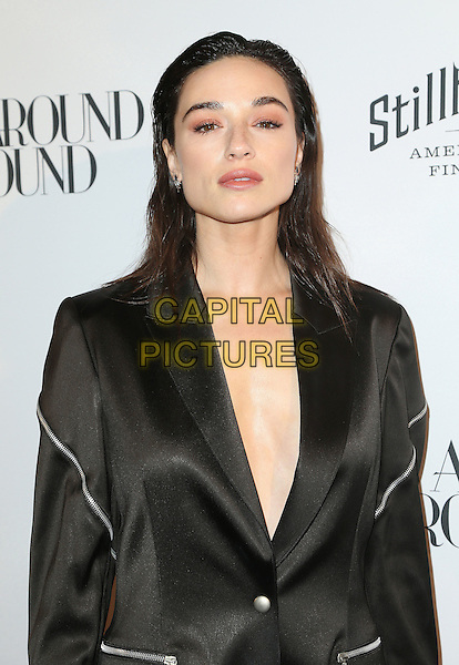 13 October 2016 - Beverly Hills, California - Crystal Reed.   What Goes Around Comes Around (WGACA) Grand Opening held at What Goes Around Comes Around. <br /> CAP/ADM/FS<br /> &copy;FS/ADM/Capital Pictures