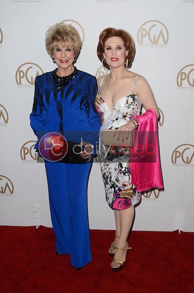 Karen Kramer, Kat Kramer<br /> at the 2017 Producers Guild Awards, Beverly Hilton Hotel, Beverly Hills, CA 01-28-17<br /> David Edwards/DailyCeleb.com 818-249-4998