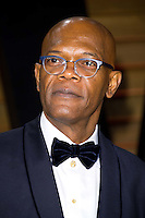 Samuel L. Jackson arriving for the 2014 Vanity Fair Oscars Party, Los Angeles. 02/03/2014 Picture by: James McCauley/Featureflash