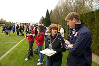 Coaches Summit at Nike on April 19, 2011...