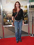 Melissa Gilbert at The Warner Bro. Pictures' World Premiere of Born to be Wild 3d held at The California Science Center in Los Angeles, California on April 03,2011                                                                               © 2010 Hollywood Press Agency