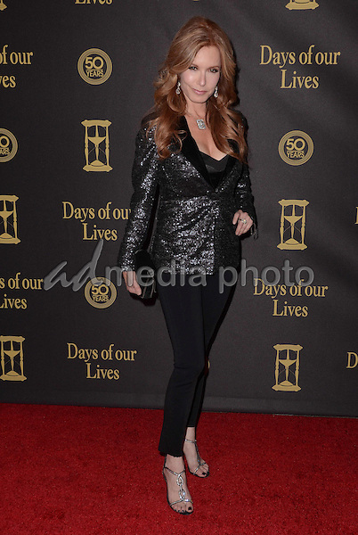 "07 November - Hollywood, Ca - Tracey Bregman. Arrivals for ""Days of Our Lives"" 50th Anniversary held Hollywood Palladium. Photo Credit: Birdie Thompson/AdMedia"