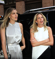 NEW YORK, NY-June 29: Erin Foster, Sara Foster at AOL BUILD to talk about new season of Barely Famous VH1 in New York. NY June 29, 2016. Credit:RW/MediaPunch