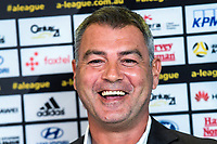 180530 A-League Football - New Phoenix Coach Mark Rudan