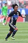 Yu Nakasato (JPN), JUNE 5, 2016 - Football / Soccer : Women's International Friendly match between United States 2-0 Japan at FirstEnergy Stadium in Cleveland, Ohio, United States. (Photo by AFLO)