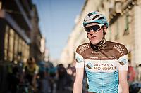 post-race face<br /> <br /> 110th Milano-Sanremo 2019 (ITA)<br /> One day race from Milano to Sanremo (291km)<br /> <br /> ©kramon
