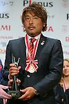 Kei Hoshikawa (Leonessa), November 13, 2012 - Football / Soccer : Plenus Nadeshiko LEAGUE 2012 Award ceremony in Tokyo, Japan. (Photo by Yusuke Nakanishi/AFLO SPORT).