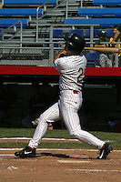 July 13, 2003:  Kris Thedorf of the Jamestown Jammers during a game at Russell Diethrik Park in Jamestown, New York.  Photo by:  Mike Janes/Four Seam Images