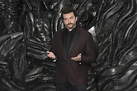 Danny McBride attends the World Premiere of ALIEN CONVENANT. London, UK. 04/05/2017 | usage worldwide /MediaPunch ***FOR USA ONLY***
