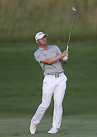 Michael Hoey (NIR) hits 7 birdies on the back nine for a card of 65 (-10) and is well placed for the tournament after  Round Two of The Tshwane Open 2014 at the Els (Copperleaf) Golf Club, City of Tshwane, Pretoria, South Africa. Picture:  David Lloyd / www.golffile.ie