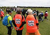29th September 2017, Windross Farm, Auckland, New Zealand; LPGA McKayson NZ Womens Open, second;  Lydia Ko fans