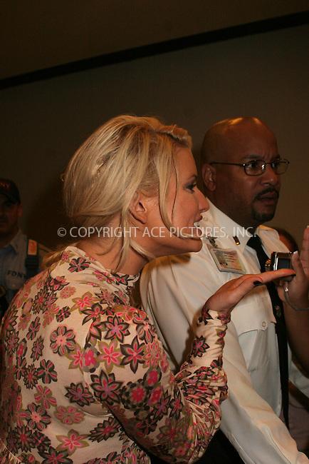 WWW.ACEPIXS.COM . . . . .  ....August 29, 2006, New York City. ....Jessica Simpson visits MTV's TRL studios. ....Please byline: NANCY RIVERA- ACE PICTURES.... *** ***..Ace Pictures, Inc:  ..Philip Vaughan (212) 243-8787 or (646) 769 0430..e-mail: info@acepixs.com..web: http://www.acepixs.com