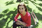 Carmen Posadas, in 2001.