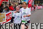 Brenda Doody, 83 who took part in the 2015 Kerry's Eye Tralee International Marathon Tralee on Sunday.