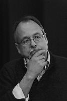 Andrew Nikiforuk. Renown author and journalist from Alberta, Canada.