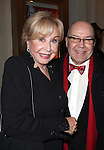 Michael Learned & Jack O'Brien.attinding the Broadway Opening Night Performance of.'Gore Vidal's The Best Man' at the Gerald Schoenfeld Theatre in New York City on 4/1/2012
