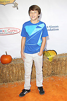UNIVERSAL CITY, CA - OCTOBER 21:  Jake Short at the Camp Ronald McDonald for Good Times 20th Annual Halloween Carnival at the Universal Studios Backlot on October 21, 2012 in Universal City, California. ©mpi28/MediaPunch Inc. /NortePhoto