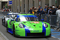 #99 DEMPSEY PROTON RACING (DEU) PORSCHE 911 RSR LM GTE AM PATRICK LONG (USA) TRACY KROHN (USA) NICLAS JÖNSSON (SWE)