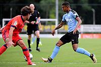 25 km<br /> HAREN - Voetbal, FC Groningen - Real Sociedad, voorbereiding seizoen 2017-2018, 02-08-2017,